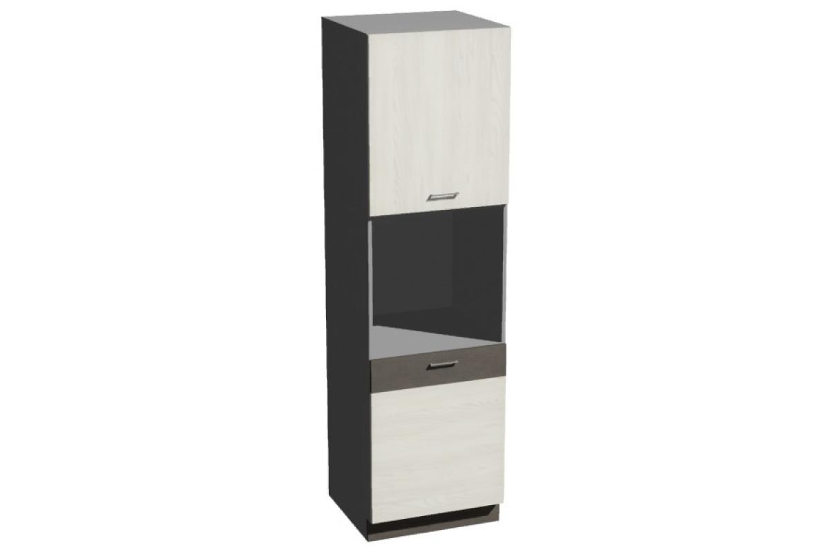 Nabytok-Bogart Fresh d60 pk/2133 p/l - skrinka pre vstavanú rúru na pečenie