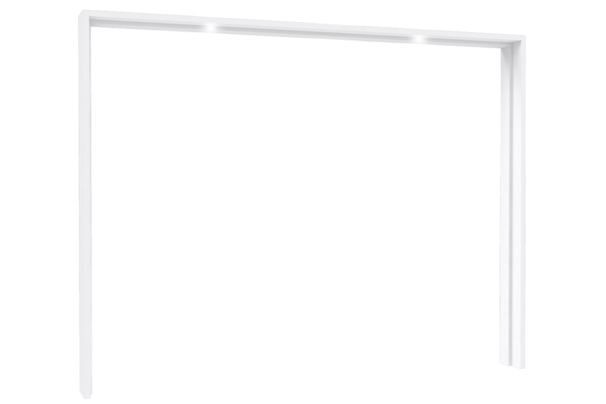 Nabytok-Bogart Obvodový panel s osvetlením dmrz01b z38