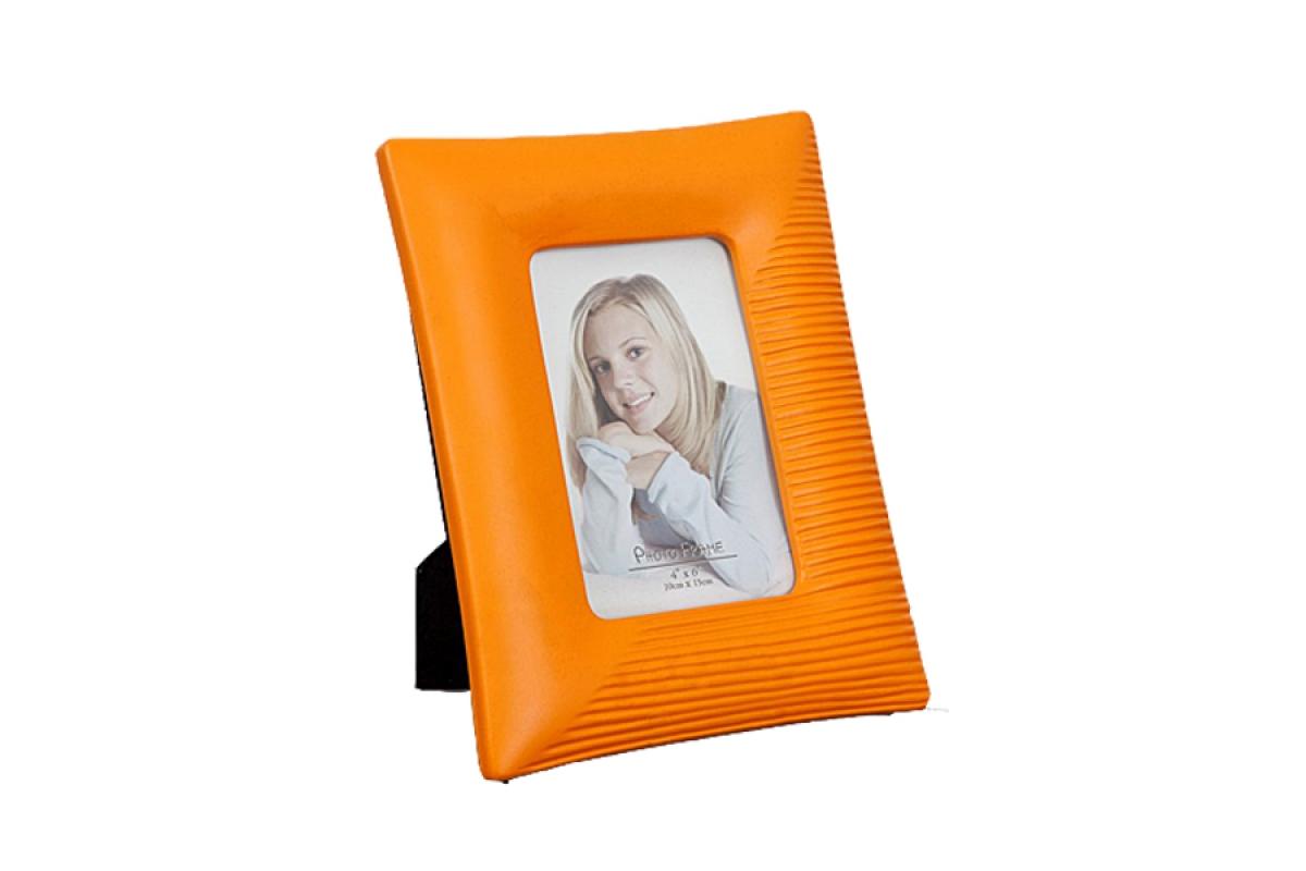 Nabytok-Bogart Rám na fotku foto max oranžový 2