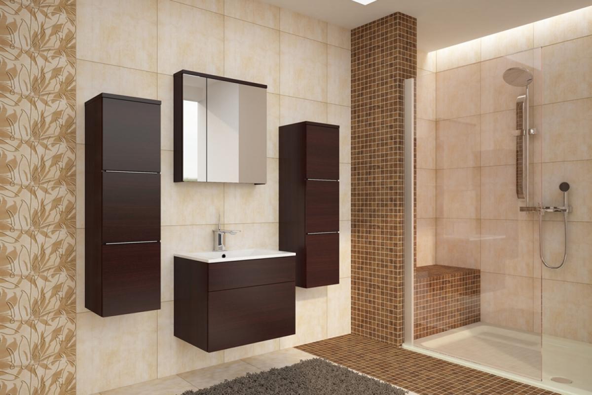 Nabytok-Bogart Kúpelňový nábytok roko - venge