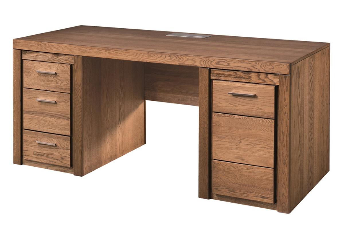 Nabytok-Bogart Velvet 37 - písací stôl do kancelárie