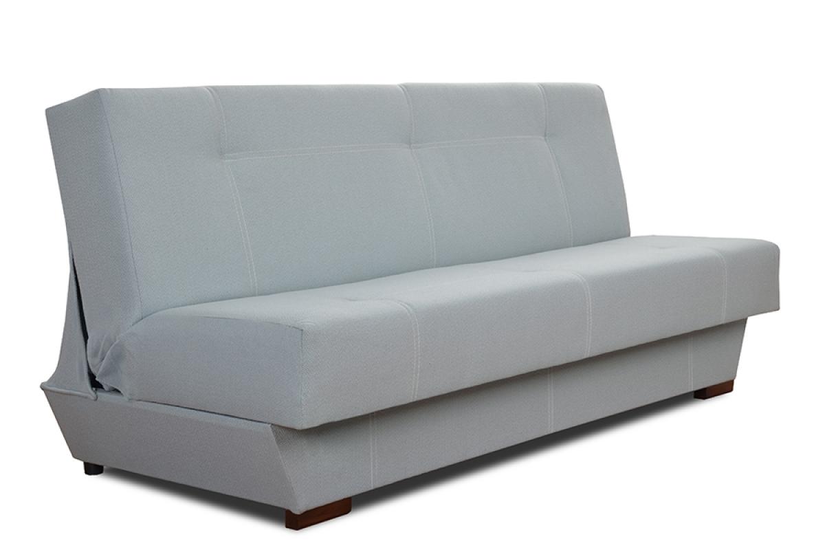 Nabytok-Bogart Pohovka fargo 110 x 190 - ľahkočistiaci materiál - výpredaj