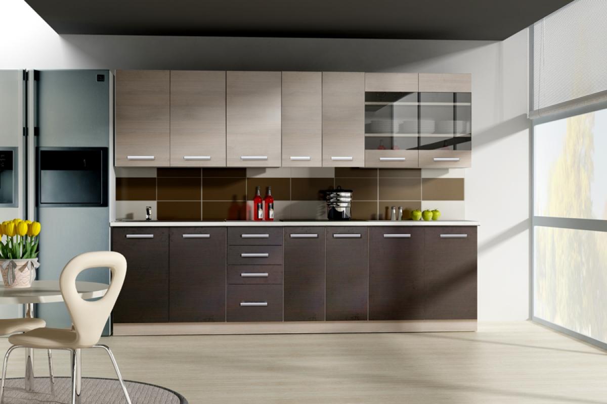 Nabytok-Bogart Kuchyňa amox - komplet 2,6 - komplet nábytku kuchennych