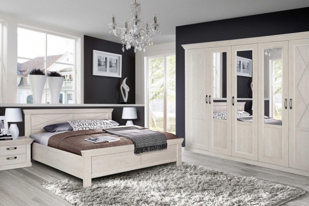 Nabytok-Bogart Komplet nábytku do spálne kashmir