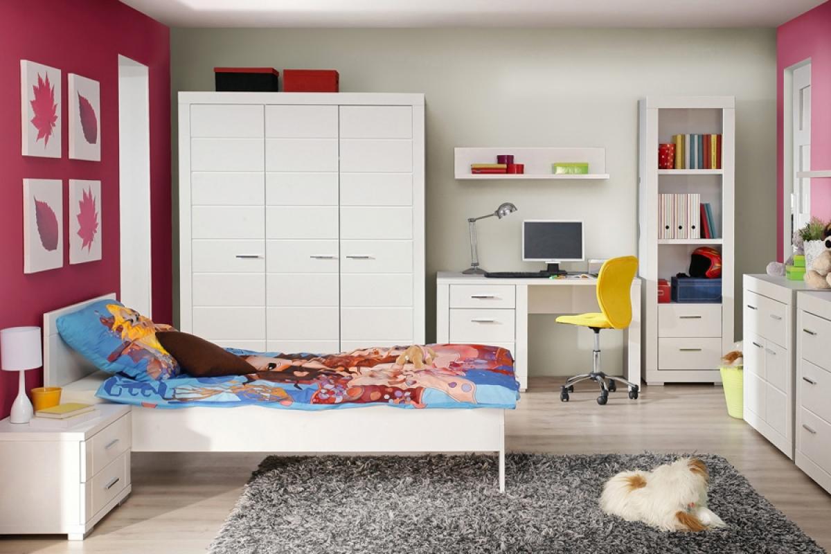 Nabytok-Bogart Komplet nábytku do detskej izby snow