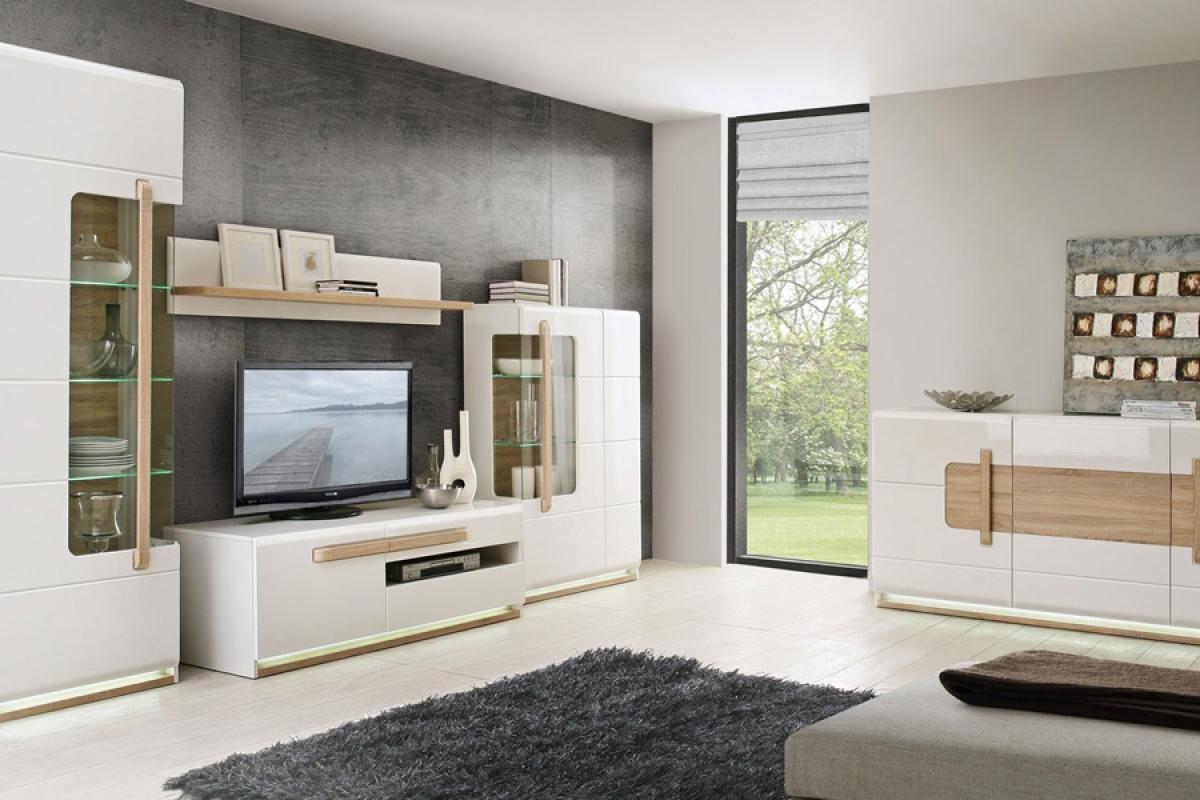 Nabytok-Bogart Komplet nábytku do obývacej izby attention