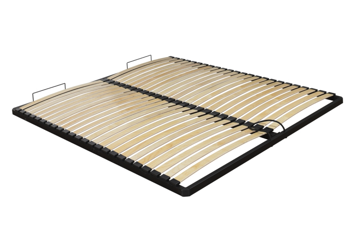Nabytok-Bogart Rošt na kovovom ráme standard l53 do postele s vnútorným úložným priestorom