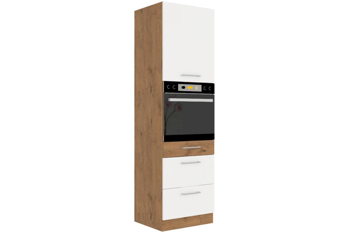 Nabytok-Bogart Vindigo 60 dps-210 3s 1f - skrinka pre vstavanú rúru na pečenie