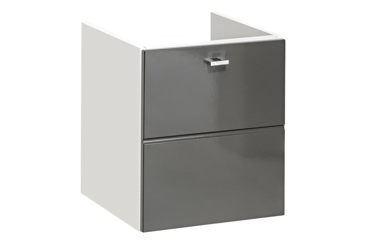 Nabytok-Bogart Skrinka pod umývadlo finka grey 821 - 40 cm