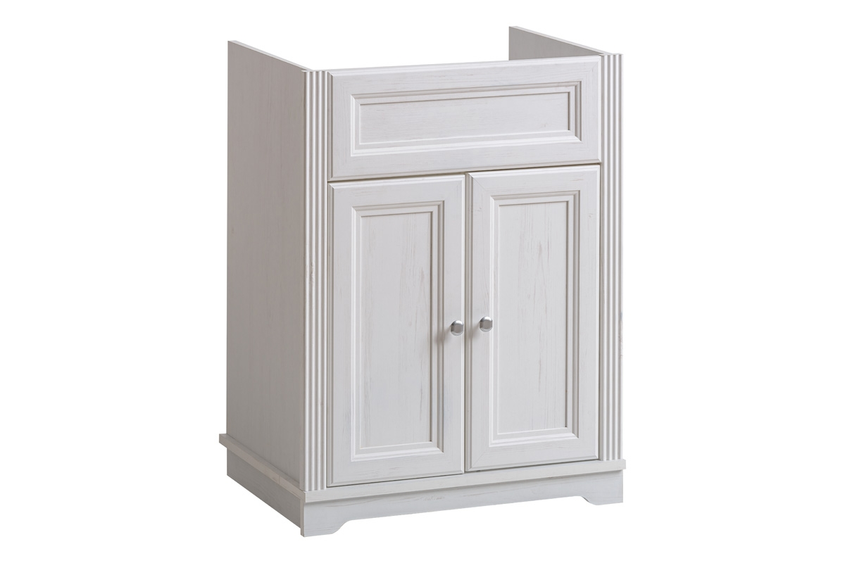 Nabytok-Bogart Skrinka pod umývadlo palace white 820 - 60 cm