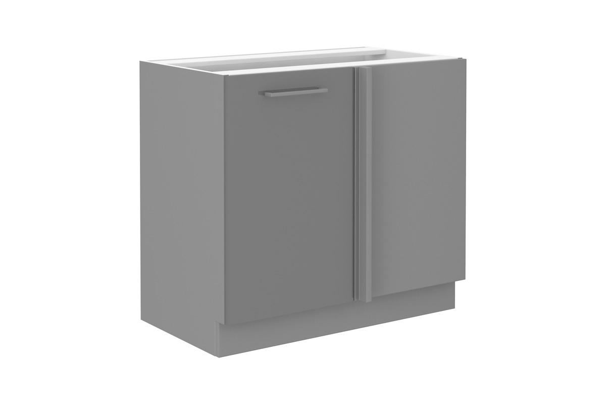 Nabytok-Bogart Prado 105 nd 1f bb - skrinka dolná rohová