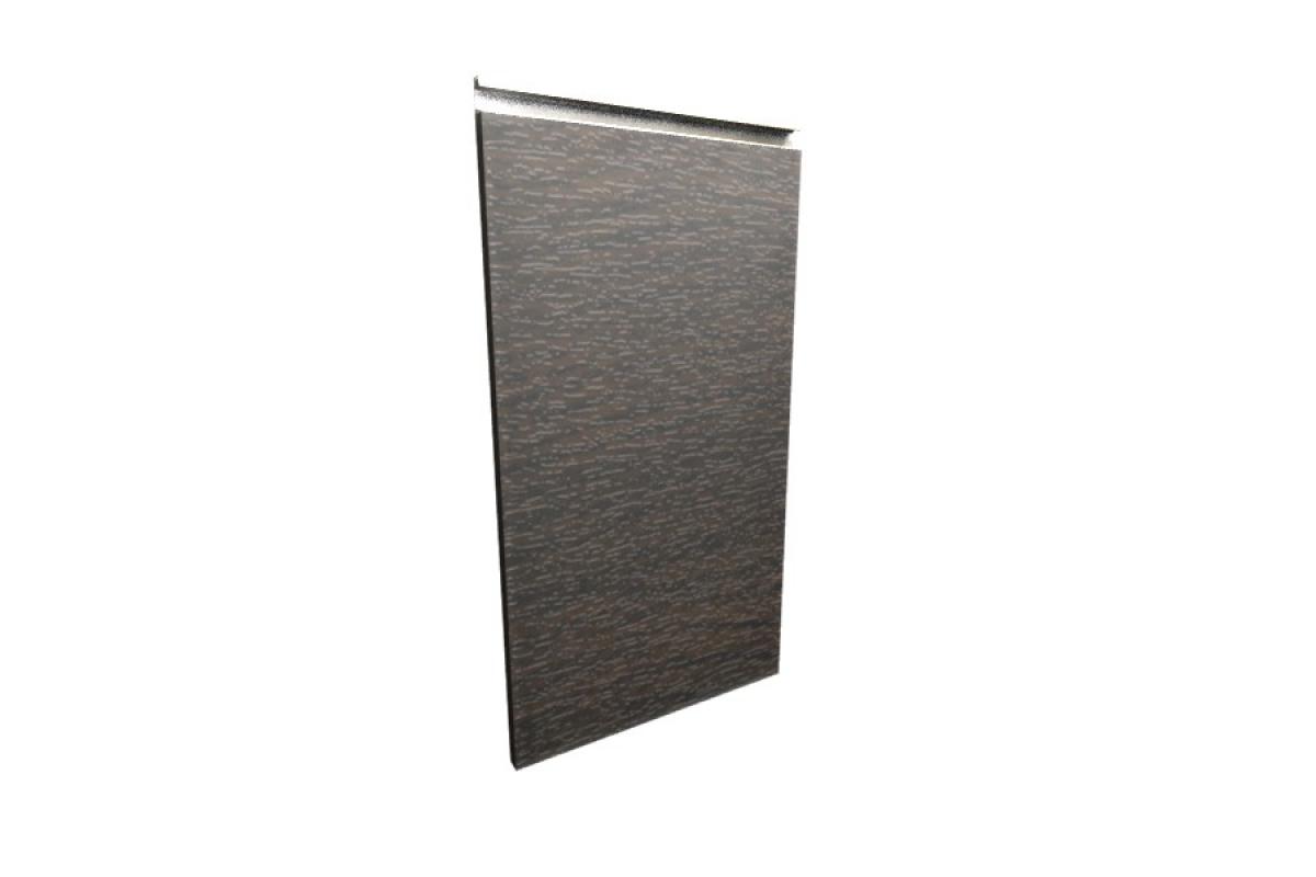 Nabytok-Bogart Blanka fz 6b - predná časť umývačky z panelem ukrytym - layman
