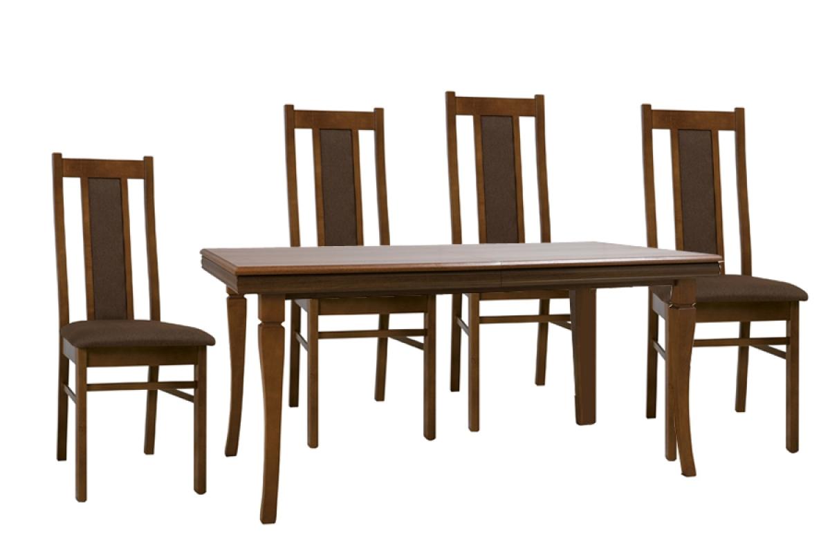 Nabytok-Bogart Komplet kora - stôl a stoličky