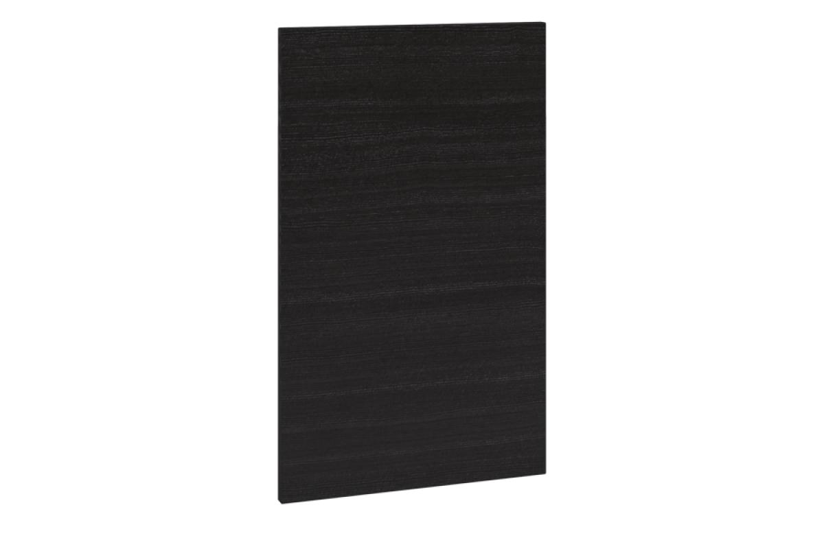 Nabytok-Bogart Moreno surf black 45pu - predná časť do umývačky - panel ukryty, biela